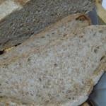 Pan artesano de harina de espelta integral
