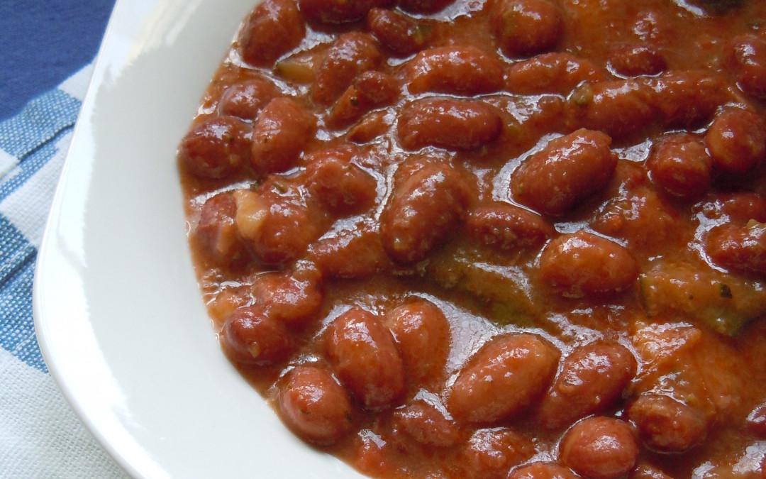 24 genial cocinar alubias rojas im genes alubias rojas - Judias pintas con arroz olla express ...