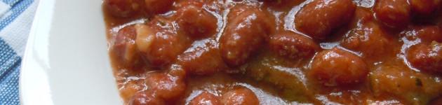Potaje de jud as blancas con costillas harina la carmita - Alubias rojas con costilla ...