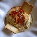 Hummus, paté de garbanzos